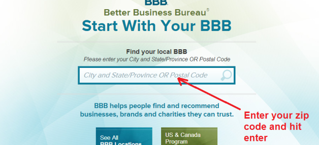 How To Submit Your Business To The Bbb