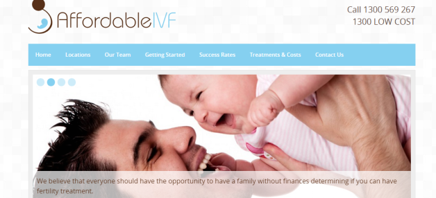affordable ivf website