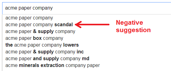acme paper company scandal
