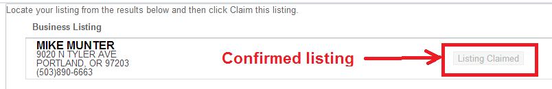 confirmed acxiom listing