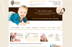 fertility solutions clinic old website
