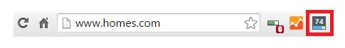 homes.com domain authority