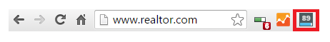 realtor.com domain authority