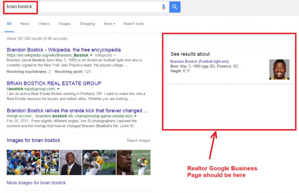 google brian bostick