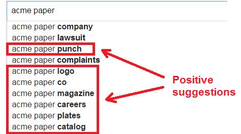 acme paper lawsuit and complaints - positives